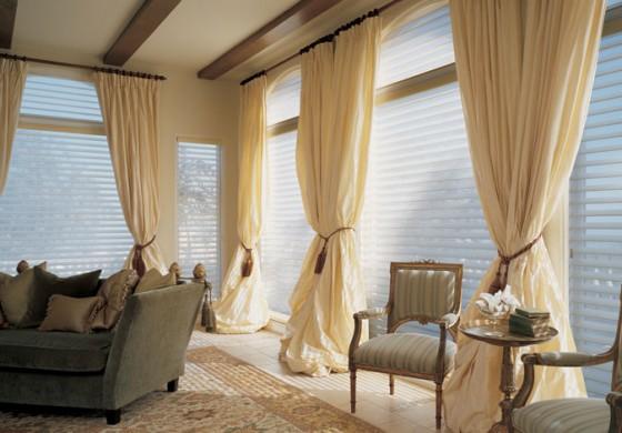 Integrating blinds